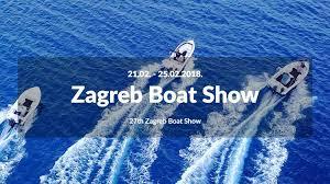 Boat Show Zagreb 21- 25 February 2018