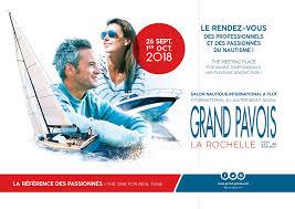Pokaz łodzi Grand Pavois La Rochelle