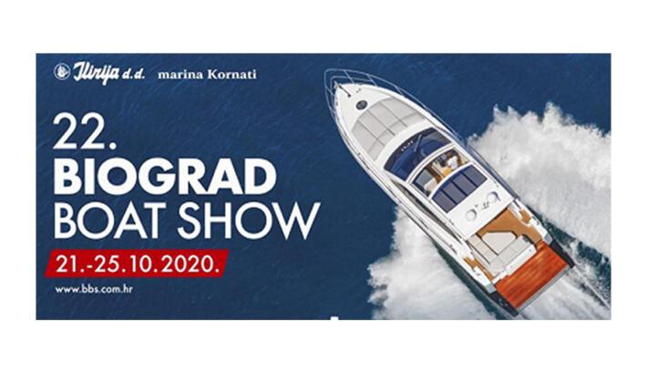 22. BIOGRAD BOAT SHOW – 21-25.10.2020